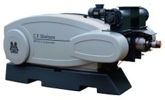 C. F. Nielsen - Model BP6510 - Mechanical Briquetting Press
