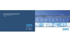 ORI - Model Basic SE - Solid Sampler for Continuous Monitoring Brochure