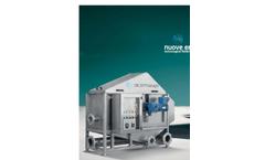 Biostrainer - Separator-Thickener- Brochure