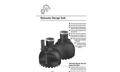 WISY - - Rainwater Storage Tanks Brochure
