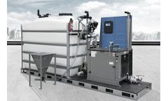 Tracto - Model MA010-D - Mixing System