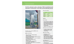 FAKA - Activated Carbon Adsorbers Technical Datasheet