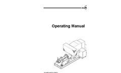 IOM Manual ADC Pump Brochure