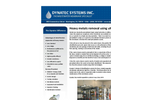Heavy Metals Removal Ultrafiltration Systems Brochure
