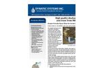 Food Wastewater Treatment Plant Brochure