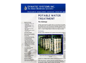 Organic Chemical Wastewater Treatment Systems Brochure