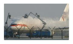 Airport Deicing Fluid Treatment System