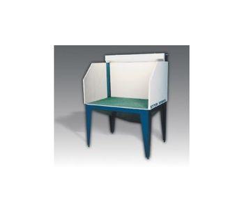 Model STYB Bench - Stationary Downdraft Work Tables