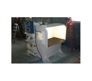 Intercept - Model V-4000 - Cartridge Downdraft Bench Dust Collectors
