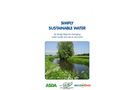 Six Simple Steps for Managing Water Quality & use on your Land (LEAF)
