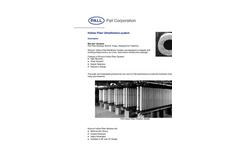 Hollow Fiber Ultrafiltration System Brochure (PDF 205 KB)