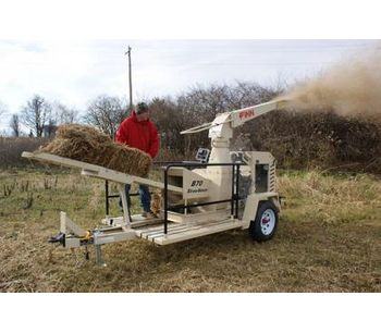 How to Reduce & Prevent Raindrop Erosion With Straw Blowing