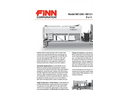FINN - Model BB1208 / BB1216 / BB1222 - Bark Blower Truck Mounted - Datasheet