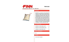FINN - StikPlus Additive System - Specification Sheet