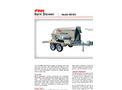 FINN - Model BB302 - Bark Blowers - 1.5 Cubic Yard Hopper Capacity - Datasheet