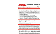 FINN TRU-Bond BFM - Specification Sheet