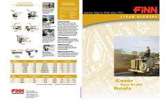 Straw Blowers - Brochure