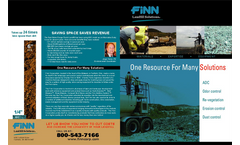 Landfill Solutions - Brochure