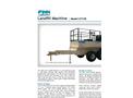 FINN - Model LF120 - Landfill HydroSeeder - Specification Sheet