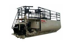FINN HydroSeeder - Model T330 - HydroSeeder - 3,000 Gallon Working Capacity Tank