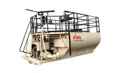 FINN HydroSeeder - Model T170 - HydroSeeder - 1,500 Gallon Working Capacity Tank