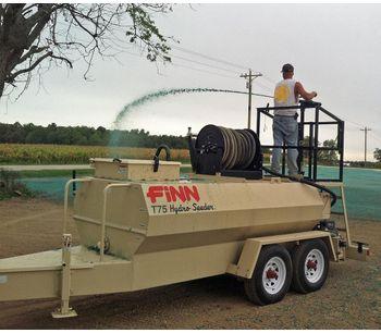 Finn HydroSeeder - Model T75 - 700 Gallon Working Capacity Tank