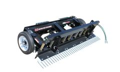 Finn - Model GS Pro-Series - Hydraulic - Ground Preparation Attachment Skid Steer