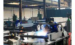 Metal Works Plant Landeck Services