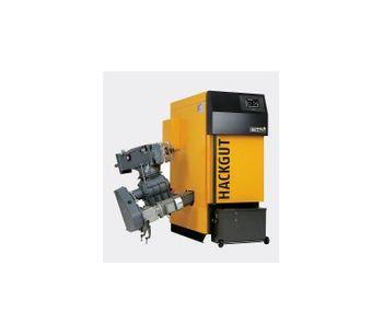 ETA - Model 20 to 200kW - Hack Wood Chip Boiler