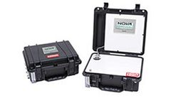 NOVA - Model 321WP - Portable Process Oxygen Analyzer