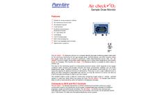 Oxygen Deficiency Monitor Literature