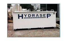 Hydrasep - Model RCT - Oil Water Separators