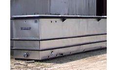 Hydrasep - Model RCT DNAPL - Oil Water Separators