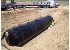 Hydrasep - Model UG - Underground Oil Water Separators