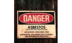 HSE warns exposing untrained workers to asbestos will be penalised