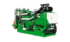 2G - Model Avus 400c - Natural Gas Module