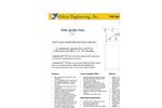 Model Pulse Jet - Roof Access Bin Vents Unit Brochure