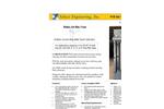Pulse Jet - Model PVB - Bottom Access Bag Filters Brochure