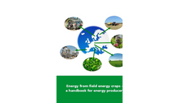 Brochure On Dedicated Energy Crops (ENCROP Project)