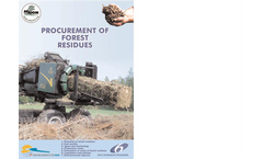 Procurement Of Forest Residues Brochure
