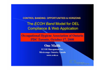 The ECOH Band Model for OEL Compliance & Web Application Brochure