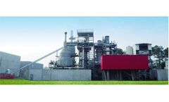Waste & Biomass Gasification Plant