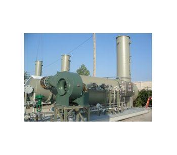 AEREON - Recuperative Thermal Oxidizers