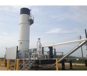 AEREON - Model VCU - Hydrocarbon Vapor Combustion Unit