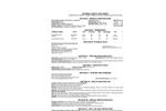 Terand - Model CP-260 - Auto Interior Detailer & Protector Spray - 12 Cans/Case - MSDS