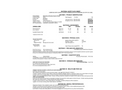 Terand Aerosol - Model CP-458 - Citra Gloss - MSDS