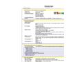 Seymour - Model CP-93110 - Heat Resistant High Temp Paint -Aerosol - 6 Cans - MSDS