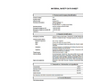 Terand - Model CP-515 - Aerosol De-Icer Spray - 12 Cans/Case - MSDS