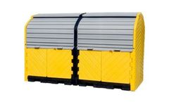 Ultra - Model Plus - Hard Spill Pallets