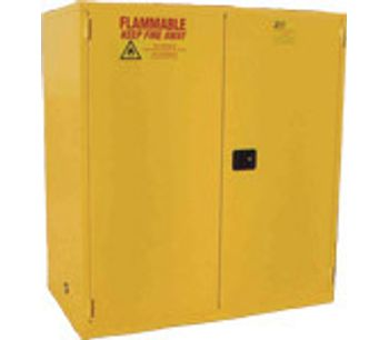 Jamco - Model BM90YP - 90 Gallon - Flammable Safety Cabinet - Manual Close